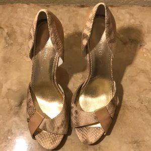 Sandals by Nine West.  Size 9.